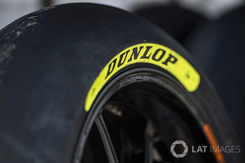 Dunlop rende più riconoscibili le diverse mescole di gomme in Moto2