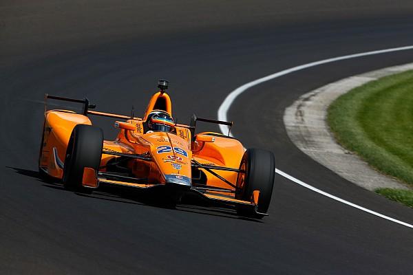 إندي كار أخبار عاجلة ألونسو لم يستخرج أقصى إمكانيات السيارة في تصفيات سباق