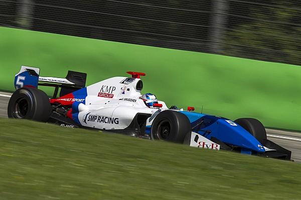 Formula V8 3.5 Reporte de calificación Orudzhev logra su primera pole de 2017 en la F3.5 en Jerez