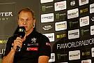 Rallycross-WM WRX 2018: Peugeot hält an Kenneth Hansen fest