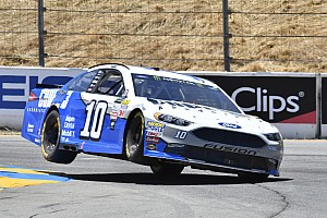 NASCAR Cup Special feature VIDEO: Danica Patrick finishes 17th after eventful day at Sonoma