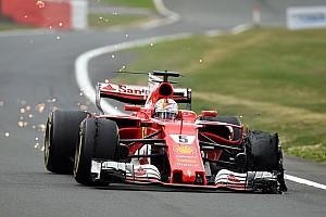 Formule 1 Actualités Pirelli offre peu de réponses sur la crevaison de Vettel à Silverstone