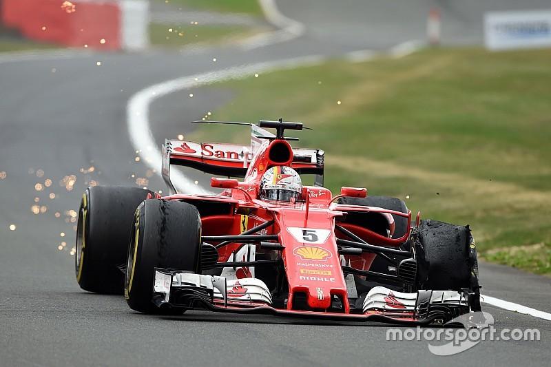 Pirelli: Kein Zusammenhang zwischen Pannen bei Vettel und Räikkönen