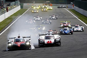 WEC Breaking news WEC reveals 37-car entry list for Spa opener
