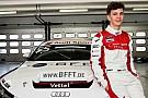 Touring Nom : Vettel, prénom : Fabian, profession : pilote Audi TT Cup