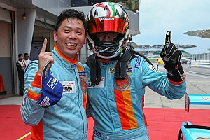 Asian Le Mans Race report WIN Motorsport back on top in Asian Le Mans Sprint Cup!