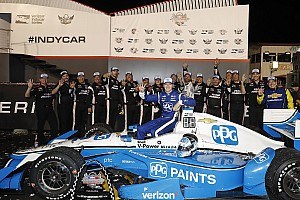IndyCar Race report Gateway IndyCar:Newgarden wins after move of the season