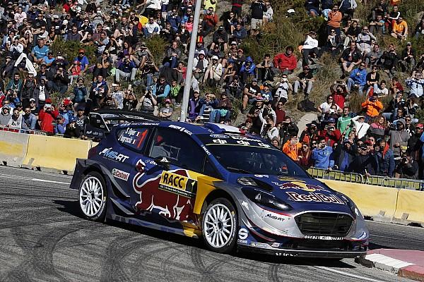 WRC Noticias de última hora Ogier quiere asegurar el título lo antes posible
