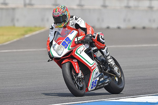 Supersport Prove libere Aragon, Prove Libere: pioggia nel secondo turno, Jacobsen resta primo