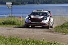 WRC Toyoto ve Hyundai, 2018 için Evans ile ilgileniyor