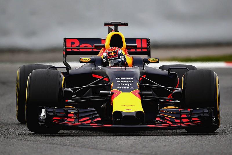Max Verstappen: Red Bull hat Karten bei F1-Test 2017 noch nicht aufgedeckt