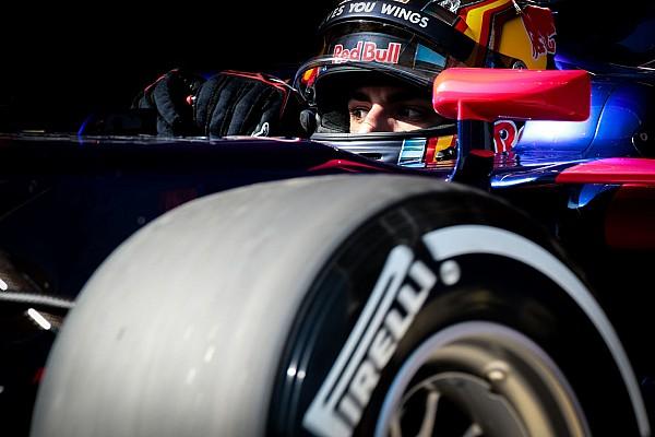 Формула 1 Комментарий В Toro Rosso не смогли выполнить программу первого дня тестов