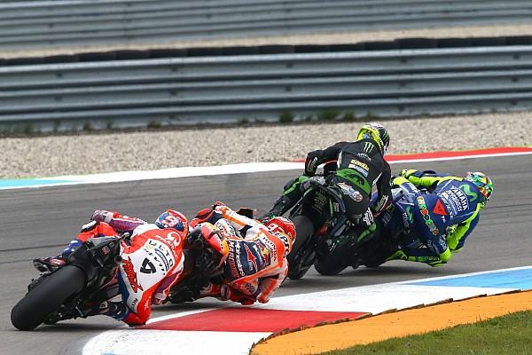 Rossi plaatst vraagtekens bij inhaalactie Zarco tijdens TT