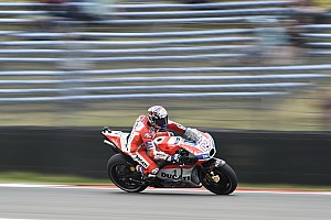 MotoGP Interjú Dovizioso: a Ducati gyors, már csak a jó beállítás hiányzik