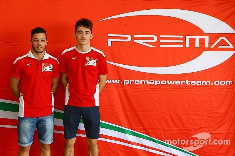 Леклер и Фуоко заменили Гасли и Джовинацци в GP2