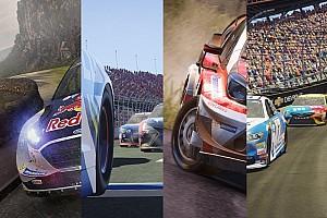 Симрейсинг Самое интересное Дайджест симрейсинга: релиз новых игр WRC и NASCAR