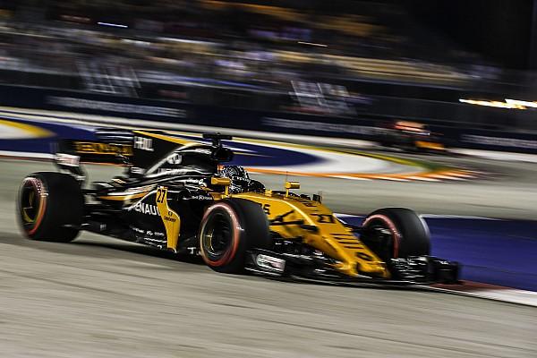 Formel 1 Pechvogel Nico Hülkenberg: Nach F1-Rennen in Singapur mit Sutil telefoniert