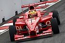 Formula BMW Ketika Rio Haryanto cetak poin maksimum di Singapura