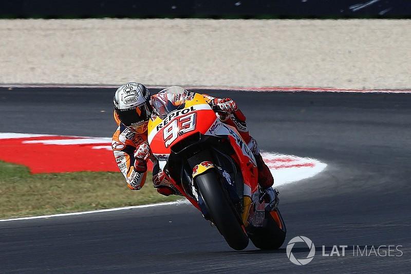 FP3 MotoGP San Marino: Marquez ungguli Vinales