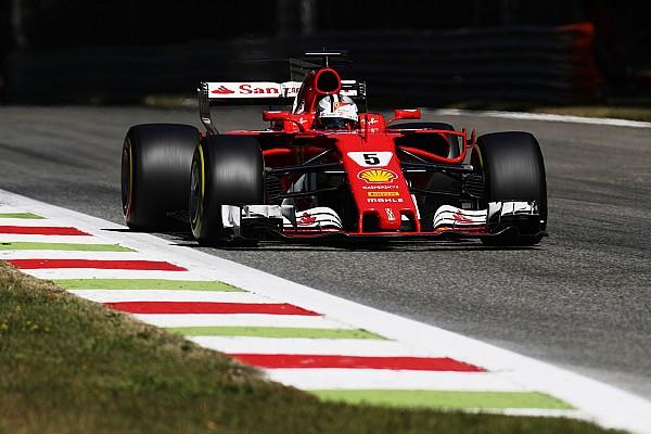 Formel 1 2017 in Monza: Vettel mit unsichtbarem Abflug
