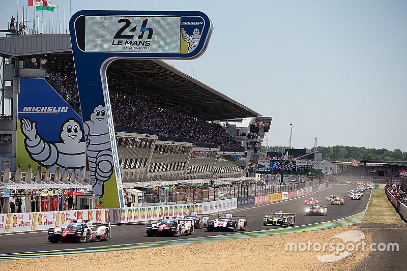 Full 2018 Le Mans 24 Hours entry list