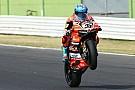 Misano, Gara 2: Melandri spaziale vince la prima gara con la Ducati!