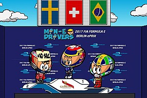 Formula E Artículo especial Vídeo: la carrera 2 del ePrix de Berlín según 'Los MinEDrivers'