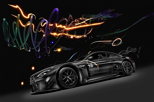 GT Analysis BMW's Macau GT art car to use augmented reality technology