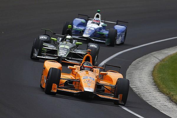 Fotogallery: la gara di Alonso alla 500 Miglia di Indianapolis