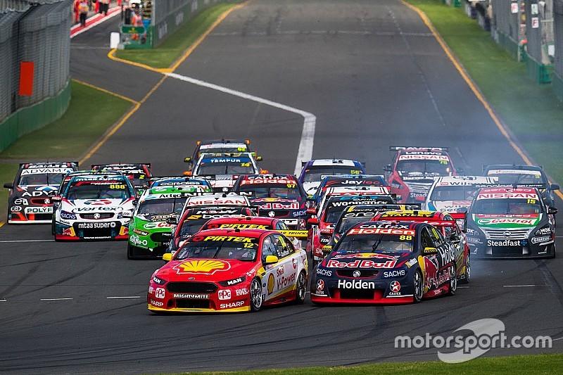 Fotostrecke: Fahrer und Fahrzeuge der australischen Supercars 2017