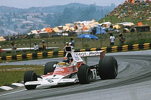 Vintage Últimas notícias Hakkinen corre com McLaren M23 de Emerson Fittipaldi