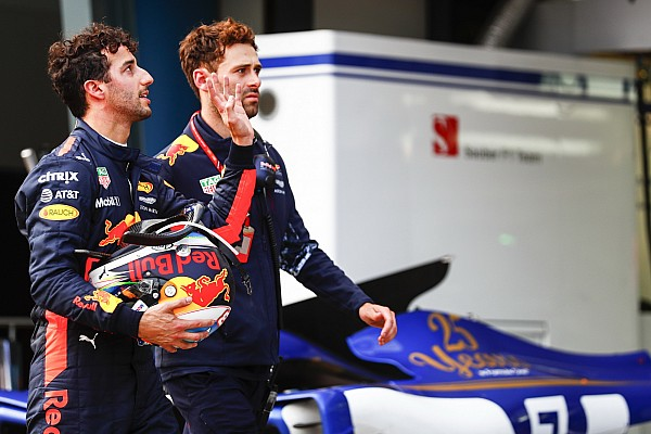 Formula 1 Breaking news Ricciardo alami masalah jelang start GP Australia