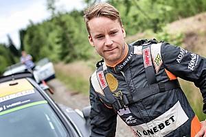 WRC Actualités Østberg forfait pour le Rallye d'Allemagne