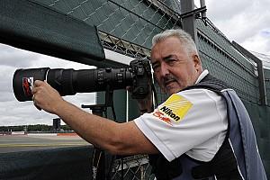 Mi trabajo en la F1: fotógrafo de Sutton Images