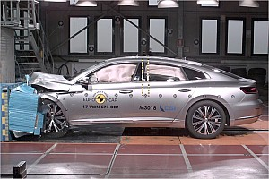 Automotive News 5 Modelle mit Bestnoten beim NCAP-Crashtest