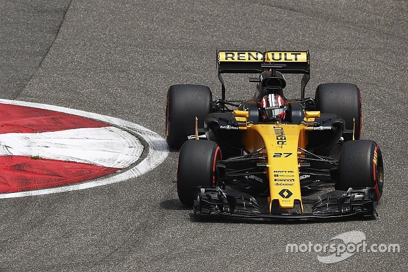 Хюлькенберг приємно здивований темпом Renault