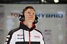Formule E Conway vervangt Duval tijdens ePrix in Parijs