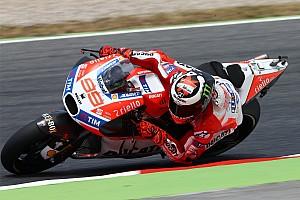 """MotoGP Noticias de última hora Lorenzo: """"Lo importante es reducir la distancia con los primeros"""""""
