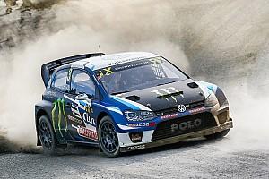 WK Rallycross Raceverslag WRX Noorwegen: Kristoffersson breidt voorsprong uit met zege