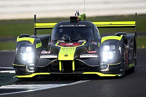 Le Mans Breaking news Rossiter to stay with ByKolles for Le Mans