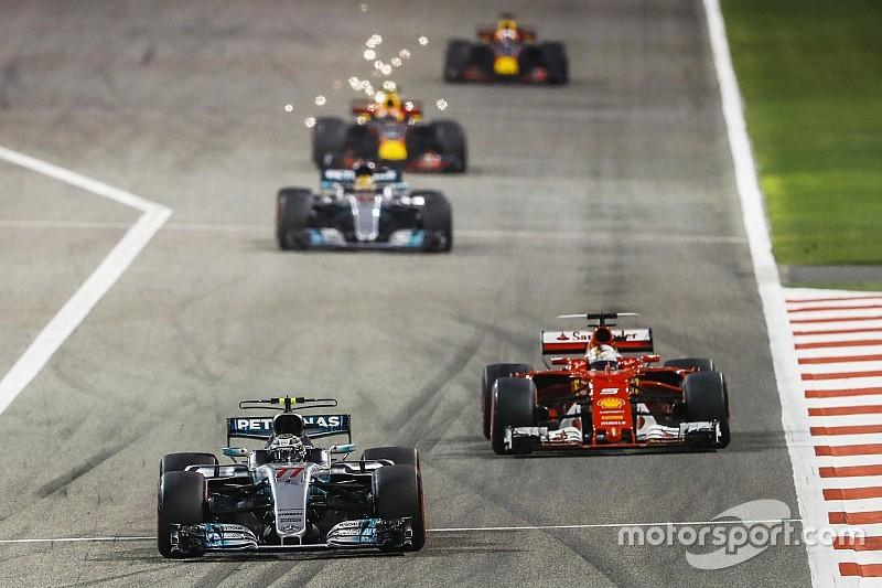 """Sergio Pérez: """"El motor Mercedes sólo está por delante del Honda"""""""