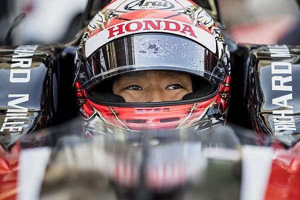 Super Formula Breaking news Matsushita: Gelar Super Formula bisa jadi jalan ke F1