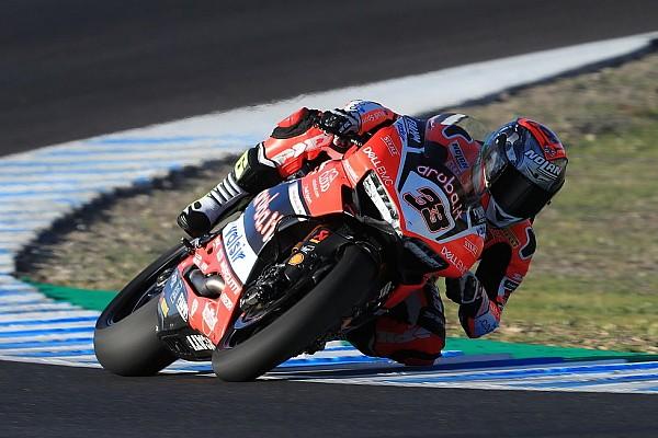 WSBK Ducati: a Jerez provati particolari in funzione del regolamento 2018