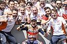 MotoGP Márquez avait pris Dovizioso comme référence pour la course