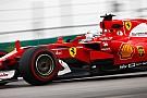 Vettel va changer de châssis pour les EL3