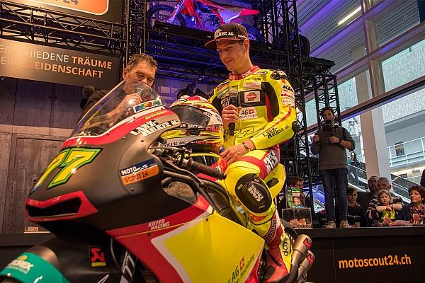 Dominique Aegerter: 1,4 Sekunden Rückstand in Jerez
