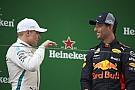 Wolff: Bottas foi esperto ao evitar acidente com Ricciardo