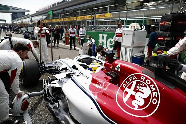 Ericsson szerint eddig a súlya miatt nem volt igazán sikeres a Forma-1-ben
