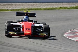 GP3 Ultime notizie Will Palmer debutta in GP3 con la MP Motorsport
