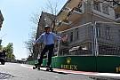Формула 1 Баку готовится к Гран При: лучшие фото из Азербайджана